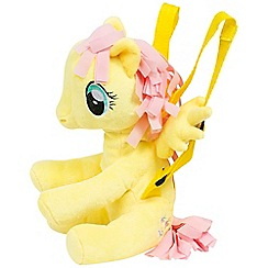 My Little Pony - Flutter Shy Character Plush Backpack