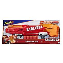 Nerf - N-Strike Mega Twin Shock Blaster