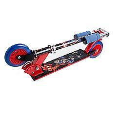DC Comics - Justice League 2 Wheels Inline Scooter