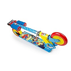 DC Super Hero Girls - 2 Wheels Inline Scooter