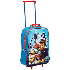 Paw Patrol - Trolley Bag (Boys)