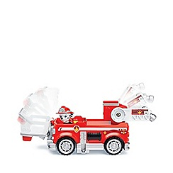 Paw Patrol - Rescue Marshall Vehicle With Pup
