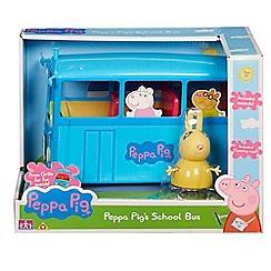 Peppa Pig - School Bus