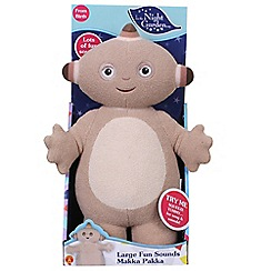 In the Night Garden - Makka Pakka Soft Toy with Fun Sounds