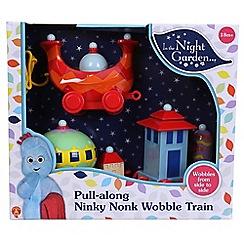 In the Night Garden - Pull-along Ninky Nonk Wobble Train