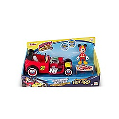 Mickey Mouse Clubhouse - Mickey Transformable Hot Doggin Hot Road - Vehicle