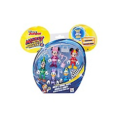 Mickey Mouse Clubhouse - Mickey Roadster Racers Figures (5 Pack)