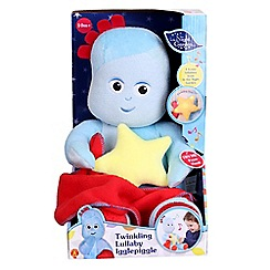 In the Night Garden - Squeeze Igglepiggle Hand To Hear Lullaby And Light Up Star