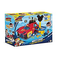 Mickey Mouse Clubhouse - Mickey Roadster Racers Garage - Playset