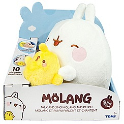 Tomy - Talk and Sing Molang Piupiu
