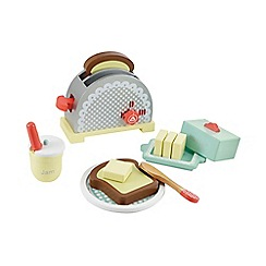 Early Learning Centre - Wooden Toaster Set