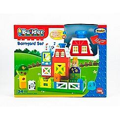 WinFun - Building Blocks - Barnyard Set