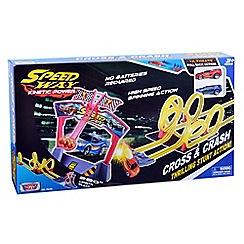 Motormax - Speedway Cross and Crash