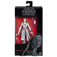 Star Wars - The Black Series Rey (Jedi Training)