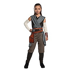 Star Wars - EP8 Rey Costume - Small