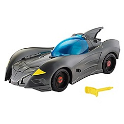 Justice League - Action Attack & Trap Batmobile Vehicle