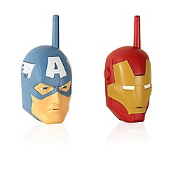 The Avengers - Walkie Talkies (Iron Man and Captain America)