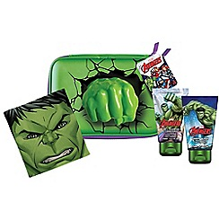 The Avengers - Embossed Wash Bag