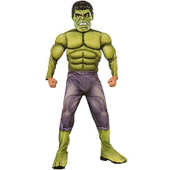 John Deere - Thor Movie Deluxe Hulk Costume - Small