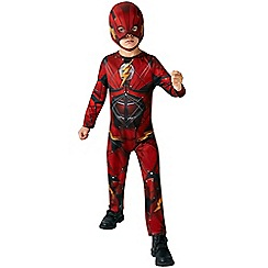 DC Comics - Justice League The Flash Costume - Small