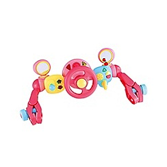 Early Learning Centre - Lights and Sounds Buggy Driver - Pink