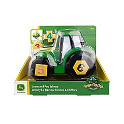 John Deere - Learn n Pop Johnny Tractor