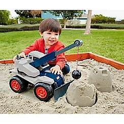 Little Tikes - Dirt Digger Plow & Wrecking Ball