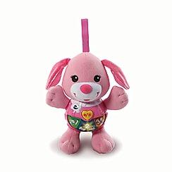 Vtech - Little Singing Puppy Pink