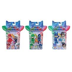 PJ Masks - 2 pack 'Hero vs Villain' light-up figures