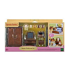 Sylvanian Families - Master Bedroom Set