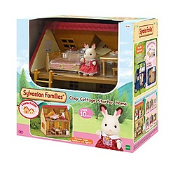 Sylvanian Families - Cosy Cottage Starter Home (Nett Price Item)