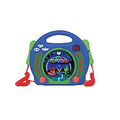 PJ Masks - CD Player with Microphones