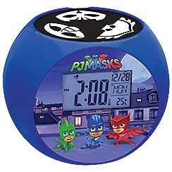PJ Masks - Radio Projector Clock