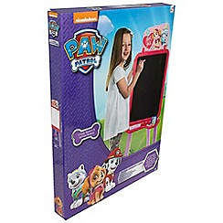 Paw Patrol - (Girls) 3 in 1 Floor Standing Easel