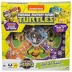 Teenage Mutant Ninja Turtles - Pop Up Game