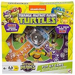 Teenage Mutant Ninja Turtles - Pop Up Game