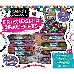 Parragon - Craft Factory Friendship Bracelets