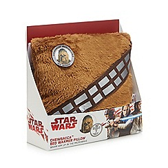 Star Wars - Chewbacca bed warmer pillow