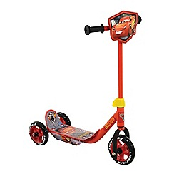 Disney Cars - 3 My First Tri Scooter