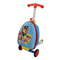 Paw Patrol - Scootin Suitcase