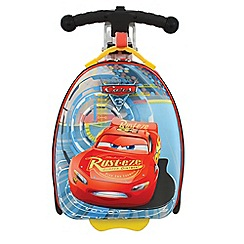 Disney Cars - 3 Scootin Suitcase
