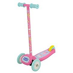 Peppa Pig - Tilt n Turn Scooter