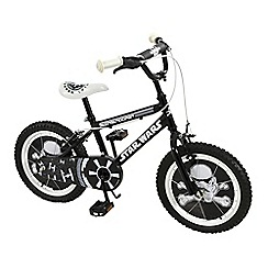 Star Wars - Stormtrooper 16' Bike - With Cool Classic Design