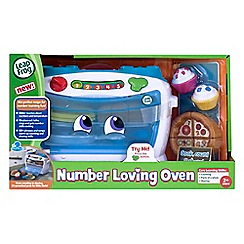 LeapFrog - Number loving oven