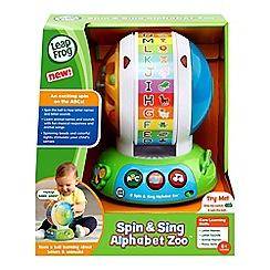 LeapFrog - Spin & sing alphabet zoo ball