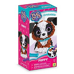 Mookie - 'Plush Craft' puppy kit