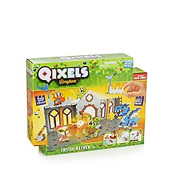 Qixels - Qixels Kingdom castle attack