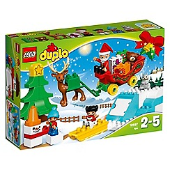 LEGO - Duplo Santa's Winter Holiday - 10837