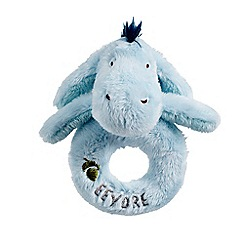 Winnie The Pooh - Classic Eeyore Ring Rattle