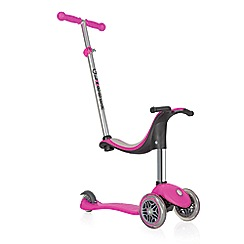 Globber - Pink 4 in 1 scooter
